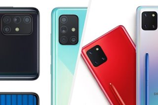 Samsung launches Galaxy A71, Note 10 Lite in Philippines as 'S20' looms