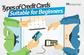 Types of credit cards suitable for beginners