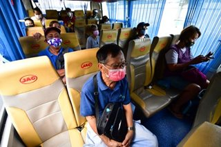 Buses first to operate in general quarantine areas: transport dept