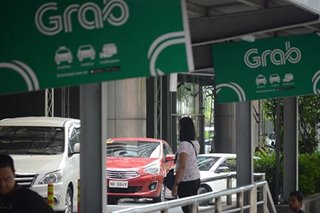 'Cashless' GrabTaxis to resume in Baguio, Naga on May 22