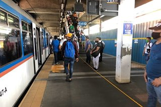 Reduced MRT-3 operations 'possible' as COVID-19 positive depot workers reach 127: DOTr