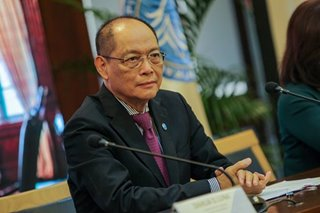 Rebound 'limited' so far, Diokno says as BSP ponders on next rate cut