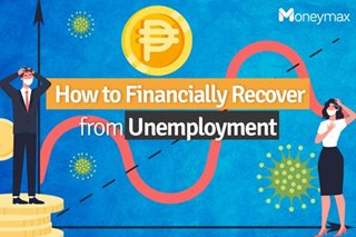 How to financially recover from unemployment