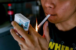 Cigarette tax stamps down 59 percent during lockdown: DOF
