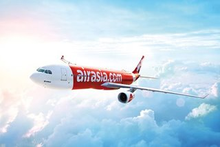 LIST: AirAsia available local, international flights until Aug. 31