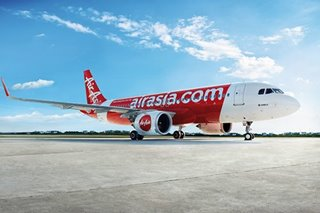 AirAsia sees 'immediate spike' in bookings after easing of Metro Manila virus restrictions