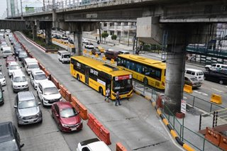 MMDA rejects number coding return; truck ban may be reimposed