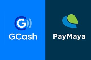 GCash, Paymaya waive bank transfer fees until Nov. 1