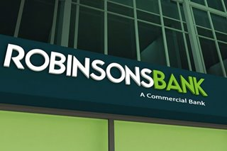 Robinsons Bank extends piso-fee fund transfers until yearend