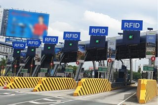 RFID installation allowed beyond Nov 2 to pass through NLEX, SCTEX, other Metro Pacific tollways