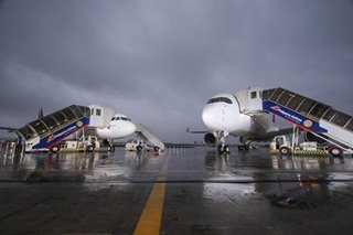 Philippine Airlines says 'may cancel' flights on Nov. 1-2 due to typhoon Rolly
