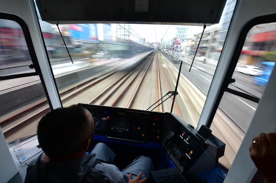 DOTr suspends MRT-3 weekend shutdown, repair works due to typhoon Rolly
