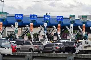 RFID installation available in all toll lanes until Jan. 11: DOTr
