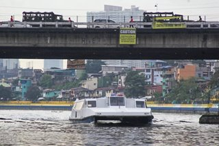 Pasig river ferry now open on Sundays: MMDA