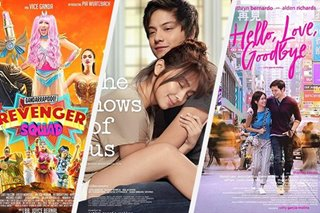 REWIND: The highest grossing PH film of each year in the past decade