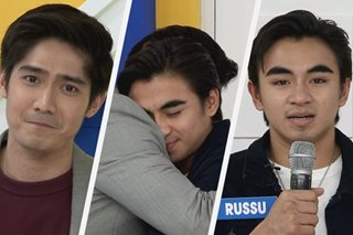 After Russu's exit, Robi Domingo gives utmost respect to housemate's family
