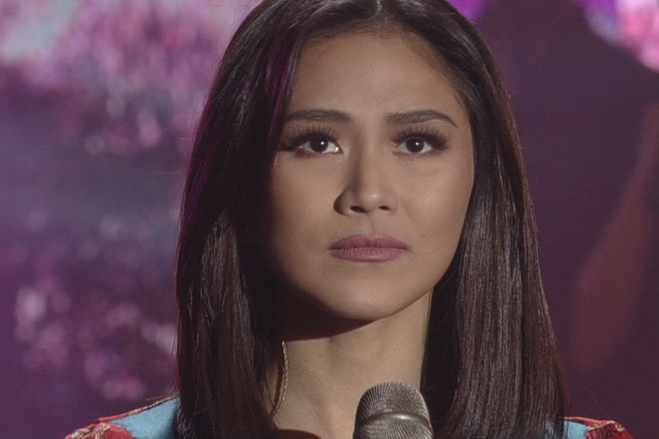 WATCH: Sarah G channels Mulan in 'Reflection' number