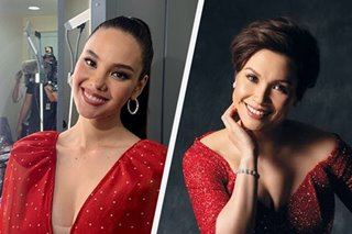 After Regine, Catriona also hopes to work with Lea Salonga