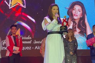 Regine Velasquez leads winners of PMPC Star Awards for Music