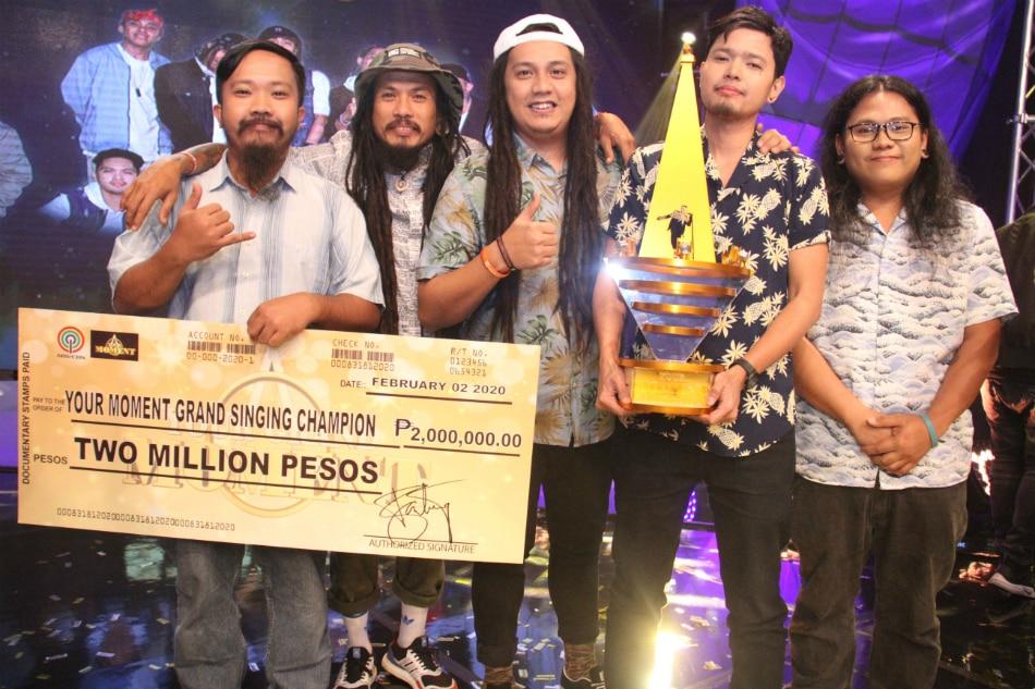 Juan Gapang, Kenyo Street Fam named 'Your Moment' grand champions 6