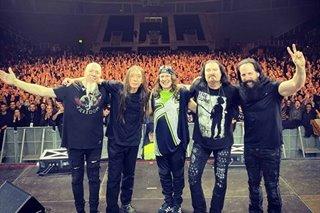Progressive metal titans Dream Theater to return to Manila
