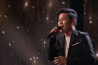 Marcelito Pomoy nagpaliwanag sa kinanta sa 'AGT' finale