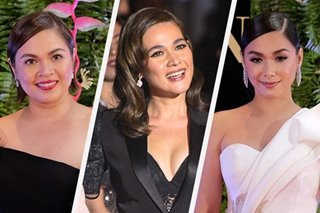 Judy Ann, Bea, Maja to be recognized at FDCP's Film Ambassadors' Night