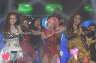 Kim Chiu, Maja Salvador channel JLo, Shakira in 'ASAP' number