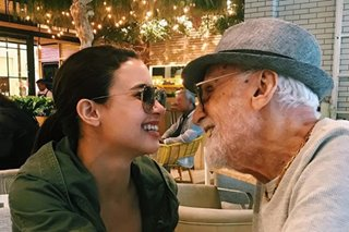Yassi Pressman mourns father's death: 'I don't know how I'm going to live without you'