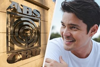 Dingdong Dantes stands with ABS-CBN amid franchise challenge
