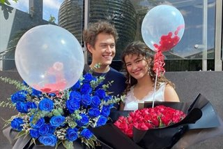 WATCH: Liza Soberano gets Valentine's surprise from Enrique