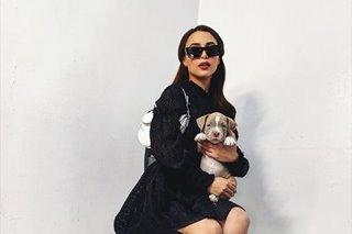 Yassi Pressman names new pet dog after her dad