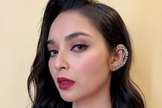 Ryza Cenon not yet ready to have new relationship