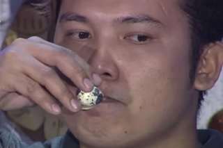 'Parang imposible': Contestant defies tiny odds to win P800,000 on 'PiLing Lucky'