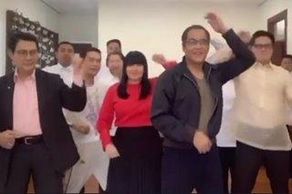'Probinsyano' stars show off moves in TikTok dance video