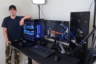 Getting into streaming? Alden unveils sweet PC setup worth nearly P500-k