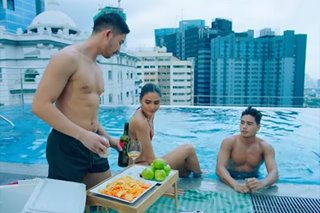 Film of Lovi Poe, Tony Labrusca, Marco Gumabao heading to Netflix