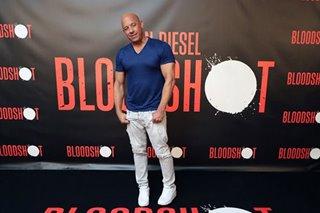 WATCH: Vin Diesel invites Pinoy fans to watch 'Bloodshot'