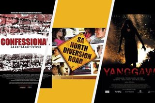 YouTube movie reviews: 'Yanggaw,' 'Confessional,' 'Sa North Diversion Road'