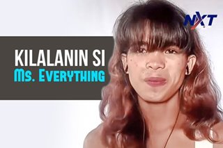 Kilalanin si Ms. Everything