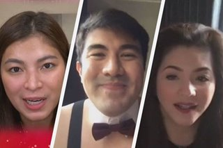 Angel, Luis, Regine reveal similar birthday wishes on 'ASAP'