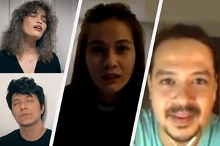 'Tayo Pa Rin Pala': John Lloyd-Bea IG film inspires song about long-time friends ending up together