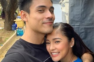 Kim Chiu grateful for Xian Lim amid bashing: 'Para siyang sponge'