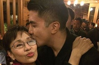 Why Vilma Santos found it hard to work with son Luis Manzano in 'In My Life'