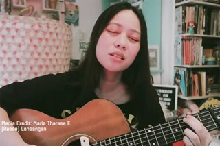 Reese Lansangan's song featured in NASA's new campaign