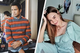 Sam Milby giddy over surprise birthday greeting, tells Catriona Gray: 'You're very special'