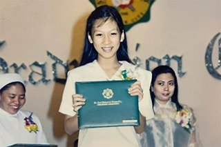 Recalling her own experience, Alex Gonzaga has message to 2020 graduates