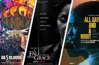 Netflix reviews: 'Da 5 Bloods,' 'A Fall From Grace,' 'All Day and a Night'