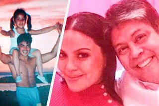 KC Concepcion pays tribute to her two dads