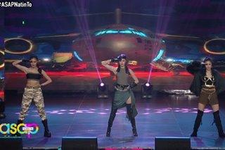 Kim Chiu sumabak sa 'Commander Dance Challenge' sa 'ASAP'
